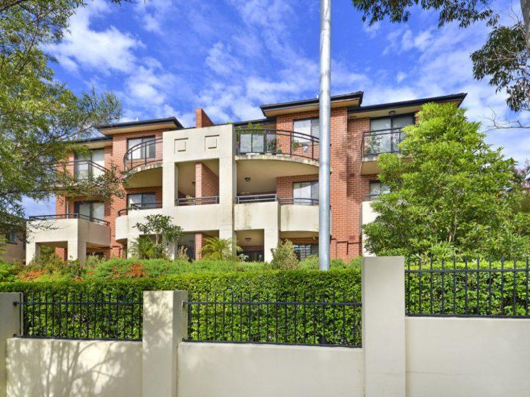 13/6-10 Myra Road Dulwich Hill , NSW 2203 AUS