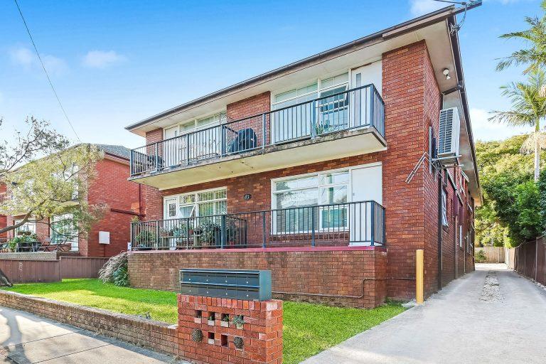 3/83 Newington Road Marrickville , NSW 2204 AUS